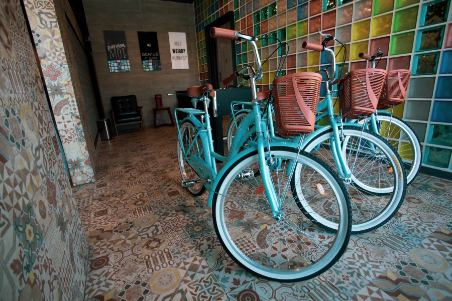 Bici-Parking /Bicicletas